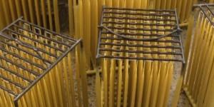 Технология производства церковных свечей (видео)