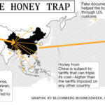 «Отмывание» китайского меда в США