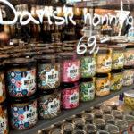 Датская упаковка для мёда от Studio Arhoj