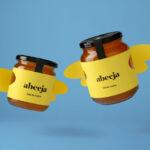 """Летающие"" баночки мёда от Abeeja"