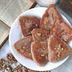 Хремзлах - сладкое пасхальное изделие