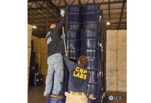 Борьба с контрабандой меда в США