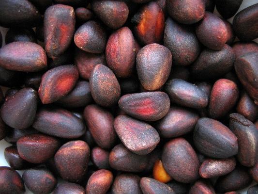 Рецепт кедровых орехов для потенции